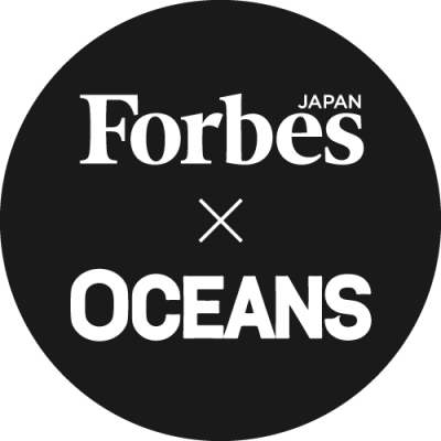 Forbes JAPAN×OCEANS
